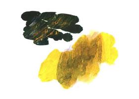 水粉画调色练习详解与训练