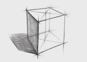 正方体素描(三)