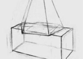 两个几何形体组合(七)