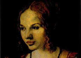 丢勒《威尼斯妇人像》