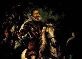 鲁本斯《勒马公爵骑马像》赏析