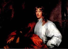凡•代克《雷诺克斯和里士满的公爵像》赏析