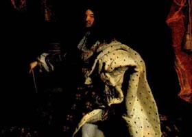 里戈《路易十四像》油画赏析
