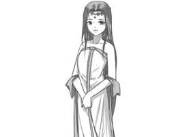 卡通漫画仙女素描画法