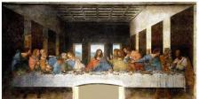 达芬奇的作品,达芬奇的画大汇集