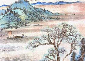 《太湖春晓》工笔画法步骤图示
