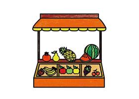 水果多多简笔画