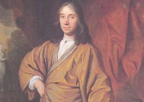 戈德弗瑞•耐勒爵士《约翰•班克斯的肖像画》油画赏析