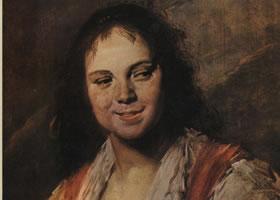 毕加索《卡纳尔斯夫人》名画欣赏